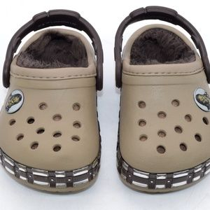 Crocs Star Wars Chewbacca Lined Toddler Sandal 6C